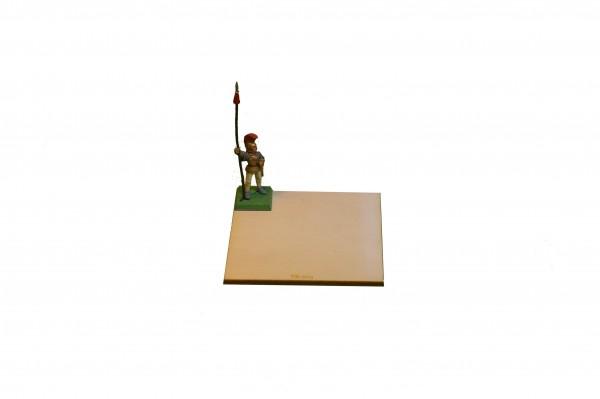 Regimentsbase 8,0 x 8,0