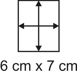 3mm Holzbase 6 x 7
