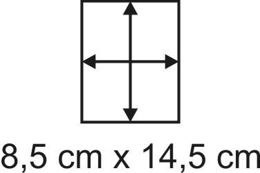 2mm Holzbase 8,5 x 14,5