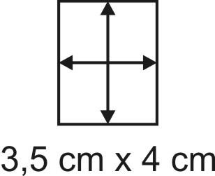 2mm Holzbase 3,5 x 4