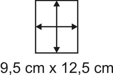 2mm Holzbase 9,5 x 12,5