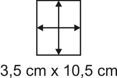 2mm Holzbase 3,5 x 10,5