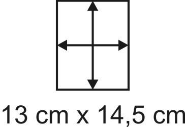2mm Holzbase 13 x 14,5