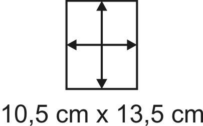 2mm Holzbase 10,5 x 13,5