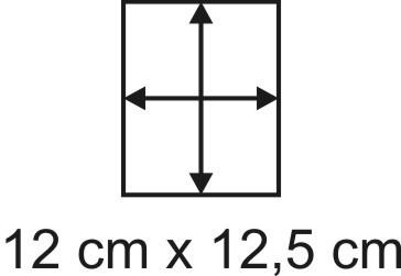 2mm Holzbase 12 x 12,5