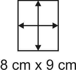 2mm Holzbase 8 x 9