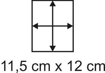 2mm Holzbase 11,5 x 12