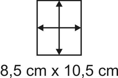 2mm Holzbase 8,5 x 10,5