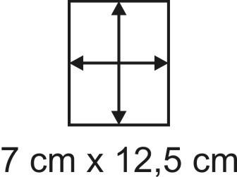 2mm Holzbase 7,5 x 12,5