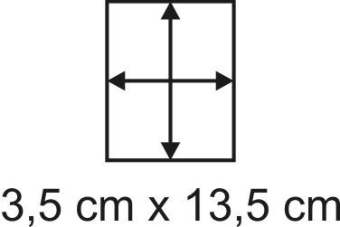 Eckbase 3,5x13,5 cm, 3mm dick