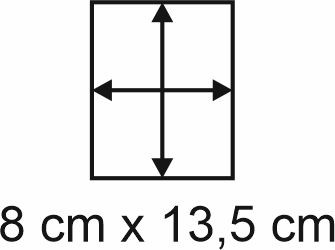 2mm Holzbase 8 x 13,5