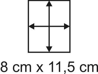 2mm Holzbase 8 x 11,5