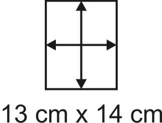 2mm Holzbase 13 x 14