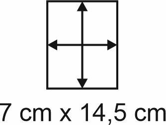 2mm Holzbase 7 x 14,5
