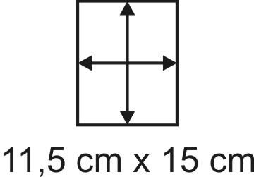 2mm Holzbase 11,5 x 15
