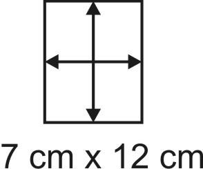 2mm Holzbase 7 x 12
