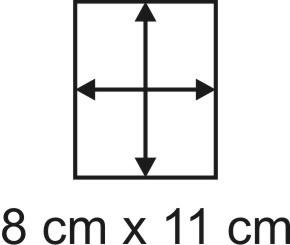 3mm Holzbase 8,5 x 11