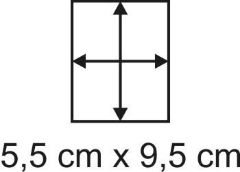 2mm Holzbase 5,5 x 9,5