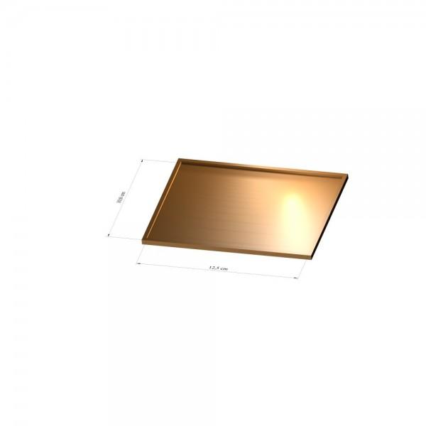 Tray 10 cm x 12,5 cm, 3mm