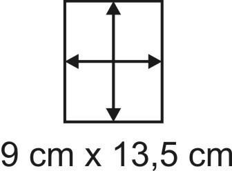 2mm Holzbase 9 x 13,5