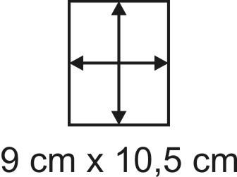 3mm Holzbase 9 x 10,5