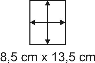 2mm Holzbase 8,5 x 13,5