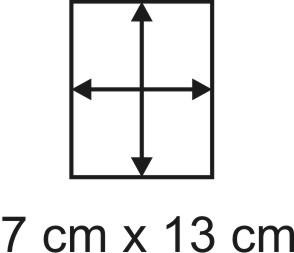 2mm Holzbase 7 x 13