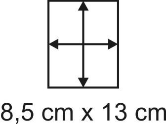 2mm Holzbase 8,5 x 13