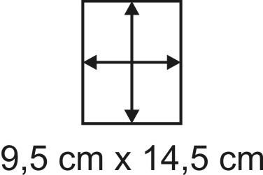 2mm Holzbase 9,5 x 14,5