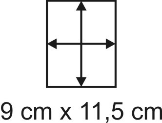 2mm Holzbase 9 x 11,5