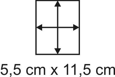 2mm Holzbase 5,5 x 11,5