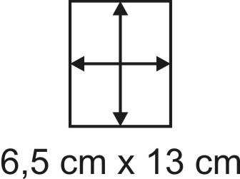 3mm Holzbase 6,5 x 13
