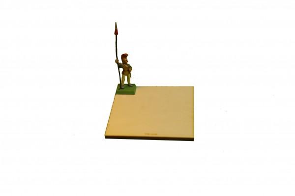 Regimentsbase 8,0 x 10,0