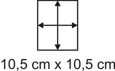 2mm Holzbase 10,5 x 10,5