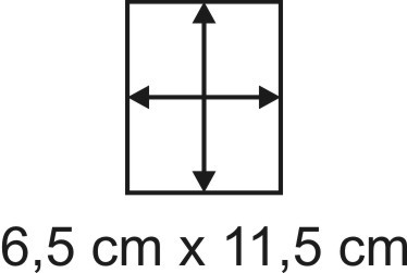 3mm Holzbase 6,5 x 11,5