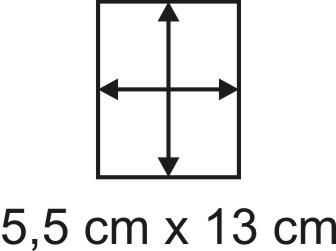 3mm Holzbase 5,5 x 13