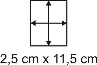 3mm Holzbase 2,5 x 11,5