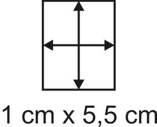 3mm Holzbase 1 x 5,5