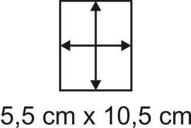 2mm Holzbase 5,5 x 10,5