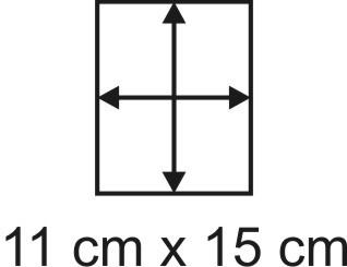 3mm Holzbase 11 x 15