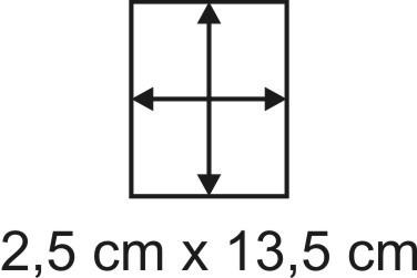 3mm Holzbase 2,5 x 13,5