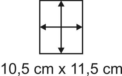 2mm Holzbase 10,5 x 11,5