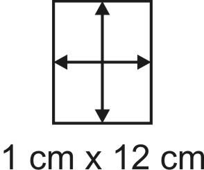 Eckbase 1x4,12 cm, 3mm dick