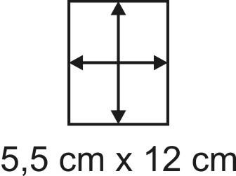 2mm Holzbase 5,5 x 12
