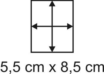 2mm Holzbase 5,5 x 8,5