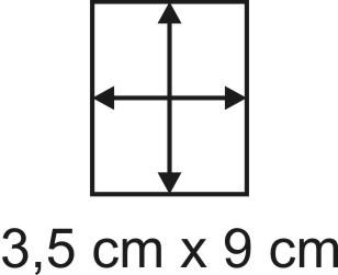 2mm Holzbase 3,5 x 9