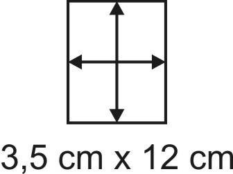 2mm Holzbase 3,5 x 12