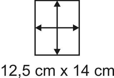 2mm Holzbase 12,5 x 14