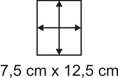 3mm Holzbase 7,5 x 12,5