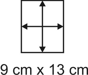 2mm Holzbase 9 x 13
